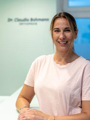 Portrait von Dr. Bohmann Claudia
